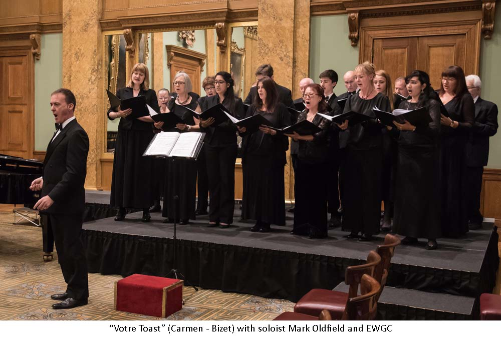 "London,UK, 22th July 2015 : East West Chorus preforms at the ""East West Gala Concert"" in aid of the Lord Mayor's Appeal 2015 and Mulan Foundation at Fishmongers Hall, London. Photo by See Li"